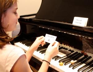 Sarah and I played Crazy Keys