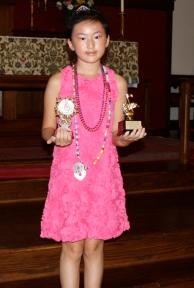 Classics for Kids Trophy & Listening Trophy Winner