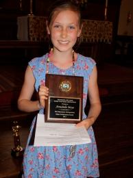 MSMTA Distinguished Music Achievement Award