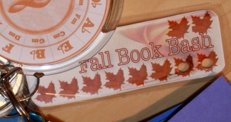 Fall Book Bash Punch Card