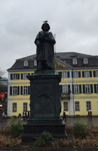 Bonn, Germany- the birthplace of Beethoven.