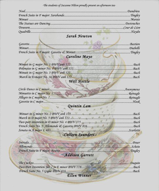 Baroque Teahouse program-1