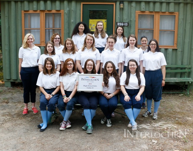 2015 HS Girls Cabin 13-X3